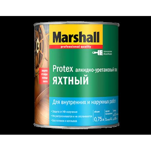 Яхтный лак «Marshall Protex»