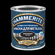 Черная молотковая Алкидная краска для металлических поверхностей Hammerite