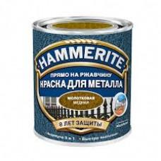Медная молотковая Алкидная краска для металлических поверхностей Hammerite