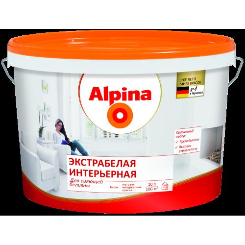 Alpina Экстрабелая интерьерная