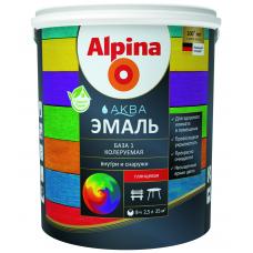 Alpina Аква Эмаль