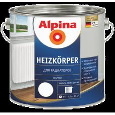 Alpina Aqua Heizkörper
