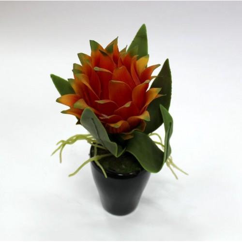 Декор цветы в горшке 63х63х29 см