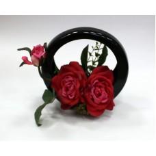 Декор цветы розы