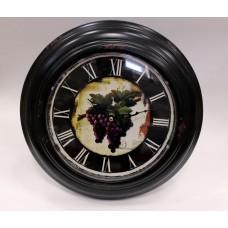 Настенные часы 32 см/металл