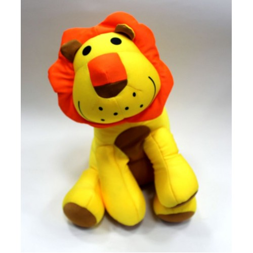 Мягкая игрушка/Лев 37X15 см