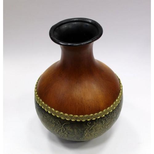 декоративная ваза D15X18