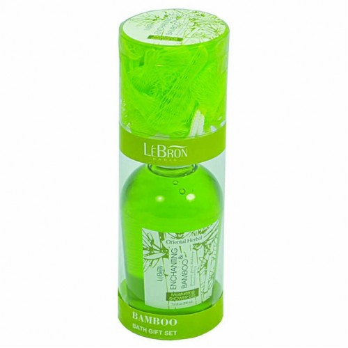 Подарочный набор для ванной/зеленый чай